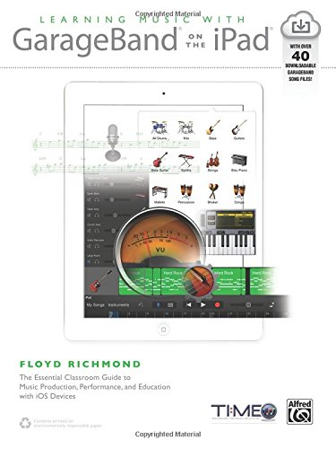 Learning Music With Garageband On The Ipad The Essential Classroom
