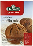 OrgraN Muffin Mix, Chocolate, 13.2-Ounce Boxes (Pack of 8)