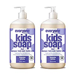 Everyone 3-in-1 Soap for Every Kid Safe,...