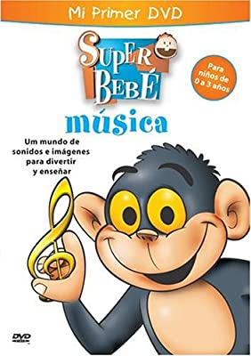 Super Baby Music Super Bebe Musica - Spanishportuguese by CreateSpace