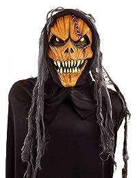 Forum Novelties Mens Hooded Pumpkin Monster Mask