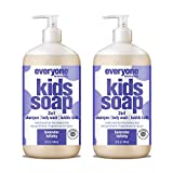 Everyone 3-in-1 Kids Soap: Shampoo, Body Wash, and