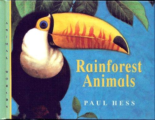 Download Rainforest Animals (Animal Word Books) ebook
