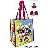 Pack de 6 bolsas Rafia Mickey y Minnie - Disney: Amazon.es ...