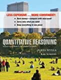 Quantitative Reasoning : Tools for Today's Informedcitizen, Sevilla, Alicia, 1118406834