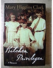 Kitchen Privileges - A Memoir - Large Print Edition