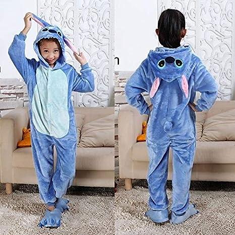 Pijama Unicornio Niños Invierno Mono Unicornio Pijamas ...