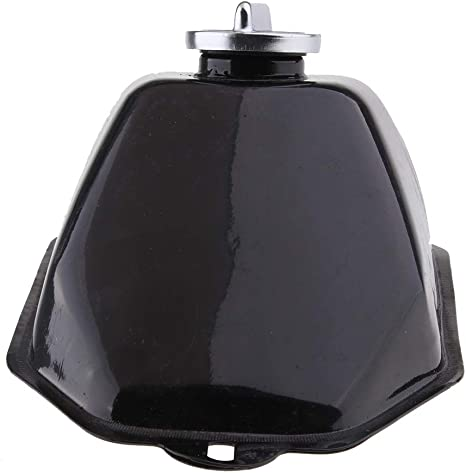 Homyl Black Fuel Petrol Can Tank Fits for Chinese Made 50cc//70cc//110cc//125cc Kids//Youth ATVs