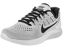 Nike Women's Lunarglide 8 Whiteblack Running Shoe Size 10