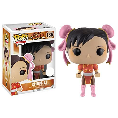 Funko Pop! Games Street Fighter – Chun-Li (FYE Exclusive)