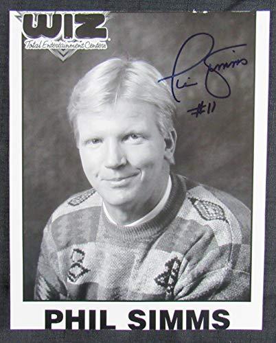 Phil Simms Signed Auto Autograph 8x10 Photo I ()