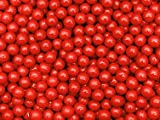 Sixlets - Red, Unwrappped, 5 lbs