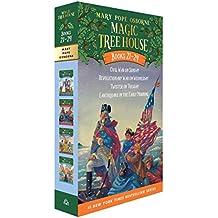 Magic Tree House Volumes 21-24 Boxed Set: American History Quartet (Magic Tree House (R))