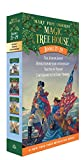 img - for Magic Tree House Volumes 21-24 Boxed Set: American History Quartet (Magic Tree House (R)) book / textbook / text book