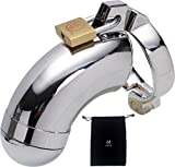SuPoo Male Chastity Device / Cage Restraint Bondage 2.0'' Ring - M600