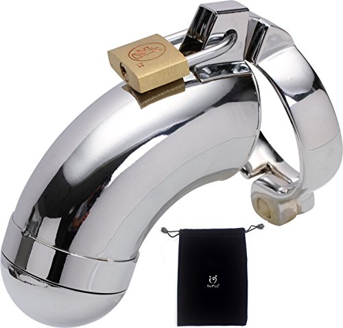 SuPoo Male Chastity Device / Cage Restraint Bondage 2.0'' Ring - M600 by SuPoo® Chastity Device