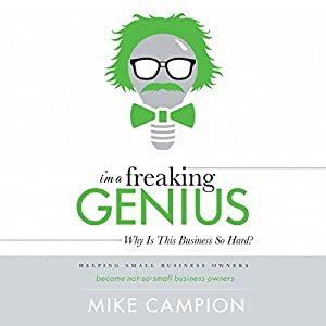 I'm a Freaking GENIUS Audiobook