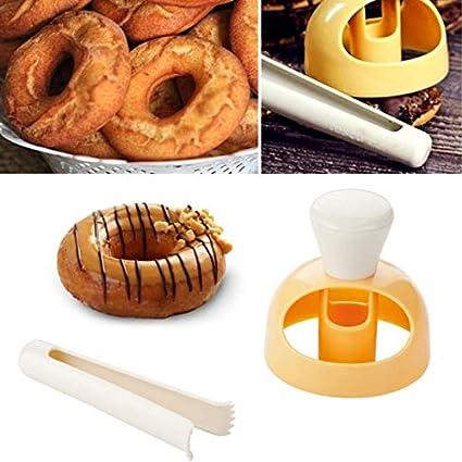 Molde de pan hueco para hacer donas y pasteles, molde para hornear ...