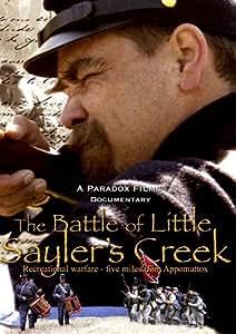 The Battle of Little Sayler's Creek