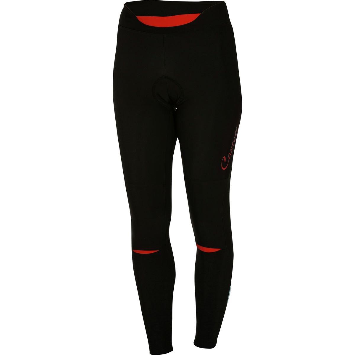 Castelli Chic Tight - Women's Black/Red, S