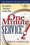 One Minute Service, Bruce Loeffler, 1932021442