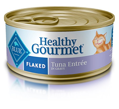 Blue Buffalo Healthy Gourmet Flaked Tuna Adult Canned Cat Fo