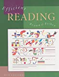 img - for Efficient Reading by James I. Brown (1997-02-26) book / textbook / text book