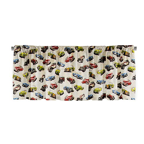 "Glenna Jean Fast Track Window Valance, 92 x 18"" for sale  Delivered anywhere in USA"