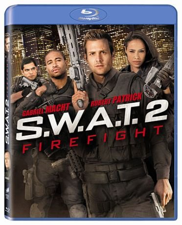 S.W.A.T. 2 : Fire Fight [Blu-ray]