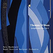 Thomas Wilson: Symphonies Nos. 3 &am
