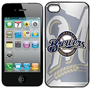 MLB Milwaukee Brewers Iphone 5 Case Cover by runtopwell