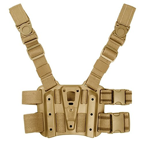 Tactical Holster Platform, Coyote Tan