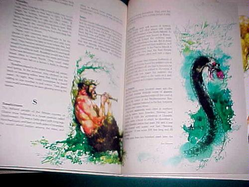 9780528824029 - Tom McGowen; Illustrator-Victor G. Ambrus: Encyclopedia of Legendary Creatures - Libro