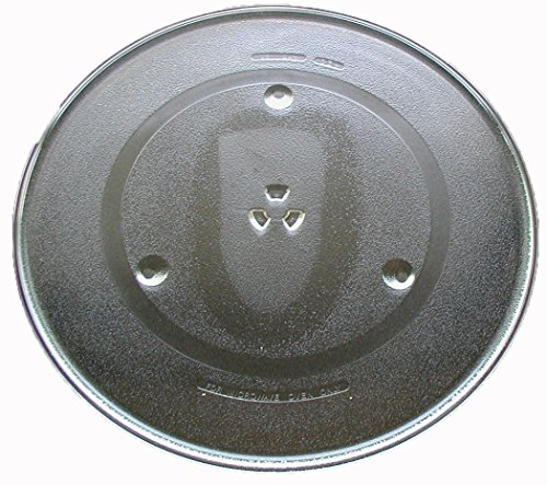 GE Microwave Glass Turntable Plate / Tray 16 1/2'' # WB48X10046 by GE