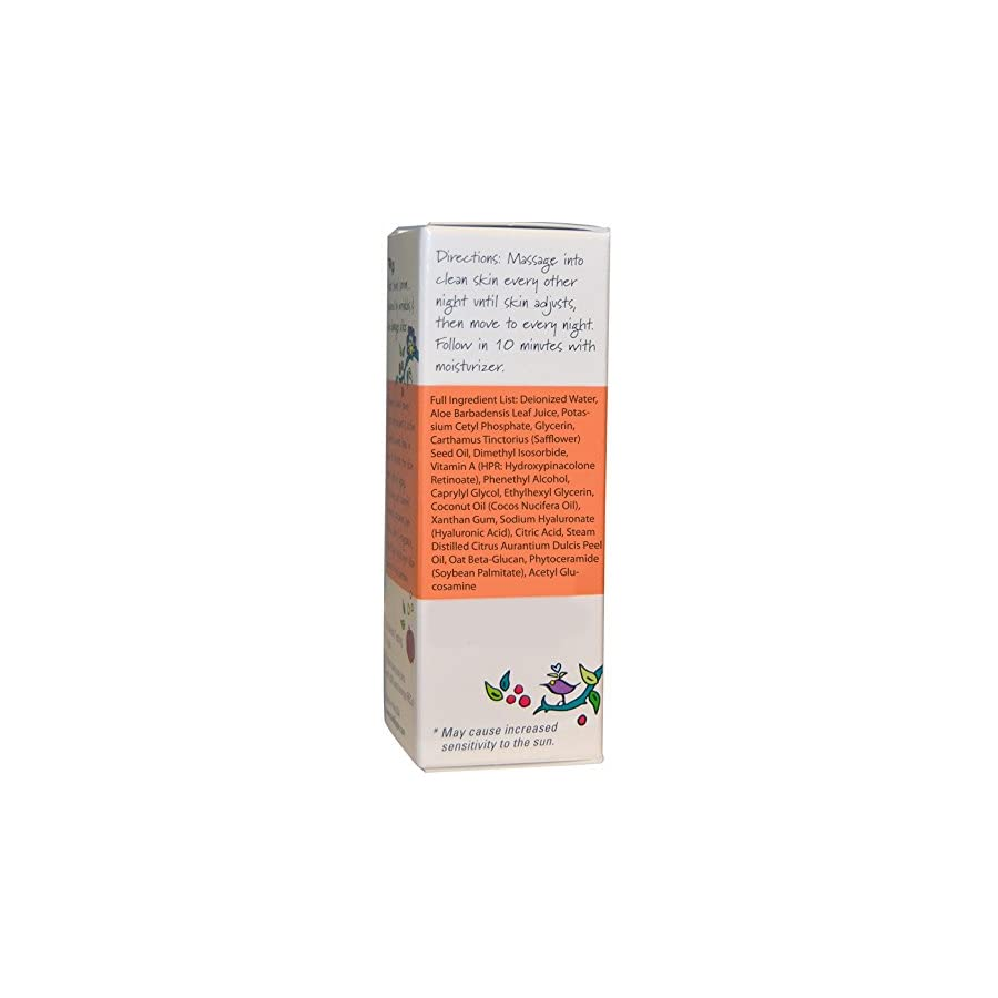 Mad Hippie Skin Care Products Vitamin A Serum, 1.02 Ounce