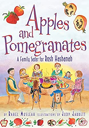 Apples and pomegranates a rosh hashanah seder high holidays digital list price 699 fandeluxe Gallery