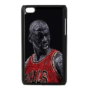 Jordan 23 ipod 4 cell phone case Black Beautiful gifts KF0697489