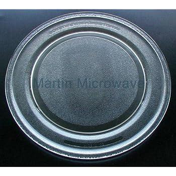 "Sharp Microwave Glass Turntable Plate / Tray 14 1/8 "" NTNT-A108"
