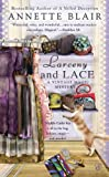 img - for Larceny and Lace (A Vintage Magic Mystery) book / textbook / text book