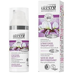 lavera Soin de Jour Raffermissant – Vegan – Cosmétiques naturels – Ingrédients végétaux bio – 100% naturel – Crème 50 ml