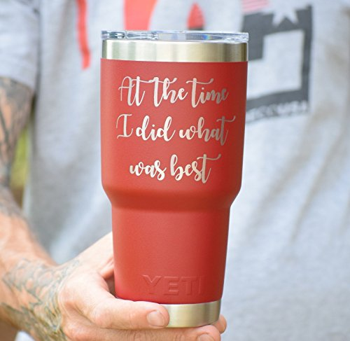 NEW YETI LIMITED ADDITION – Personalized Yeti Tumbler – Engraved Yeti Rambler – 20 oz Yeti – 30 oz Yeti – Personalized Yeti – Yeti Gift – Laser Engraved Yeti – Yeti Tumbler – Yeti Cup … For Sale
