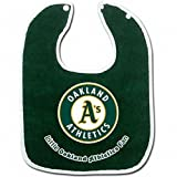 WinCraft MLB Oakland A's WCRA0117414 All Pro Baby Bib
