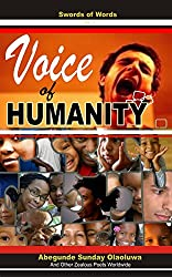 Voice of Humanity: Poetry Anthology (Swords of Words Book 1)