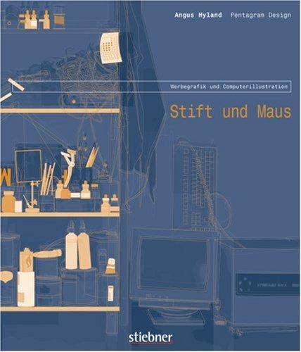 Stift und Maus. Werbegrafik und Computerillustration