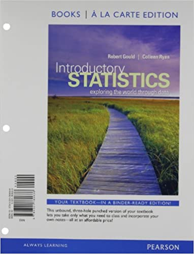 Amazon.com: Introductory Statistics: Exploring the World through ...