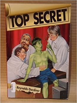 top secret john reynolds gardiner amazon com books