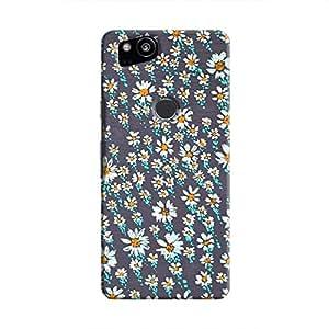 Cover It Up Flower Rain Hard Case For Pixel 2 - Multi Color