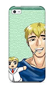 fenglinlinExcellent iphone 5/5s Case Tpu Cover Back Skin Protector Great Teacher Onizuka