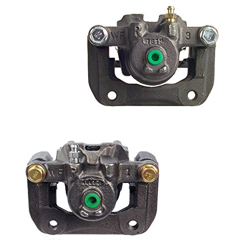 Prime Choice Auto Parts BC29726PR Pair of Rear Brake Calipers Choice Brake Caliper