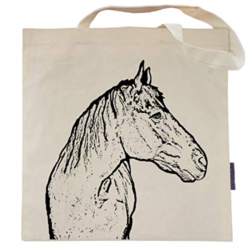 - Pet Studio Art Inca The Horse Tote Bag
